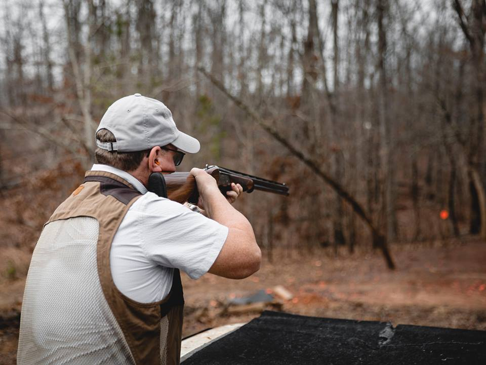 Sporting clays enthusiasts make three common mistakes in their aim, choice of firearms
